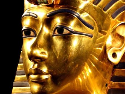 Tutankhamun's gold finally exhibited in the Cairo Museum