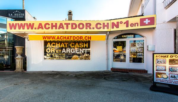 gold purchase shop Etoy Vaud