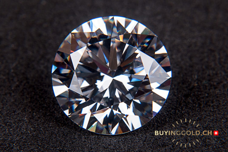 picture of a Diamond gemstone