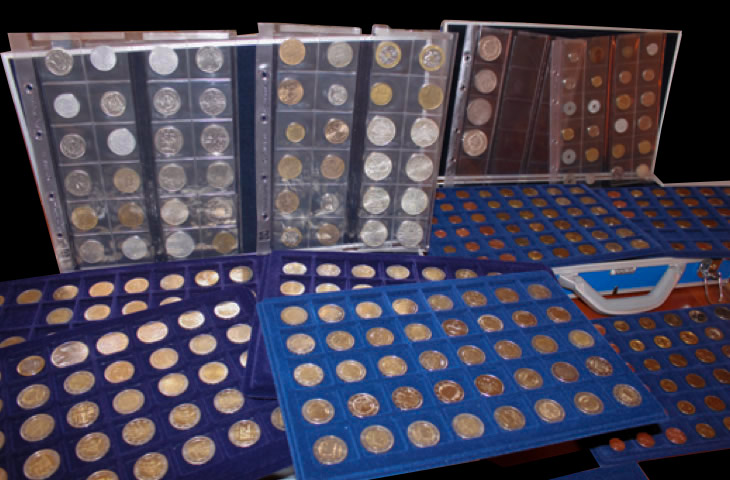 gold collector's coins
